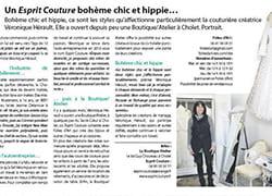 Boutique, Atelier, Cholet, Article, Bohème, Hippie