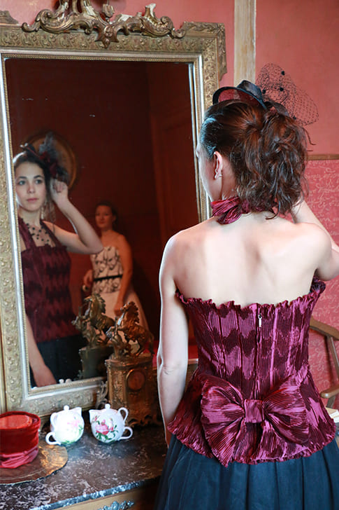 La Boutique Atelier, Cholet, couture, mariage, shooting, robe, mariée, morinière
